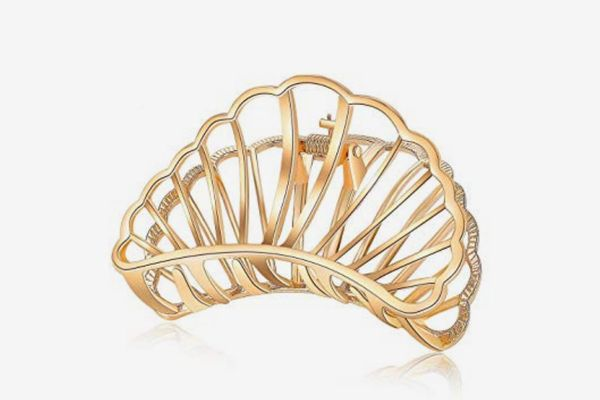 KCHIES Gold Metal hair Claw Clip