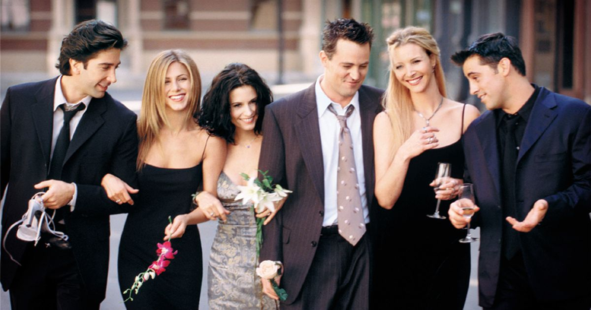 Friends Cast To Reunite In Unscripted Special, We Learn To Take What We Can Get