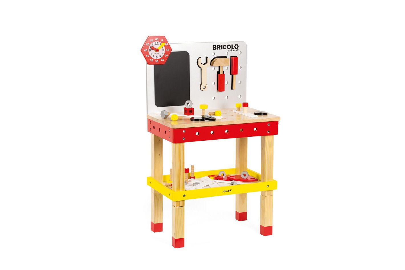Magnetic Workbench Playset