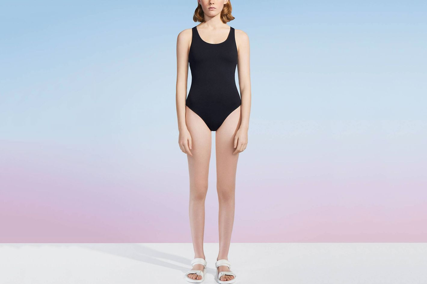 e9b85945f65a5 4 Uniqlo U Bathing Suits Are on Steep Discount Right Now