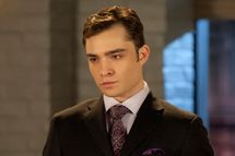 """Cross Rhodes""GOSSIP GIRLPictured Ed Westwick as Chuck Bass."