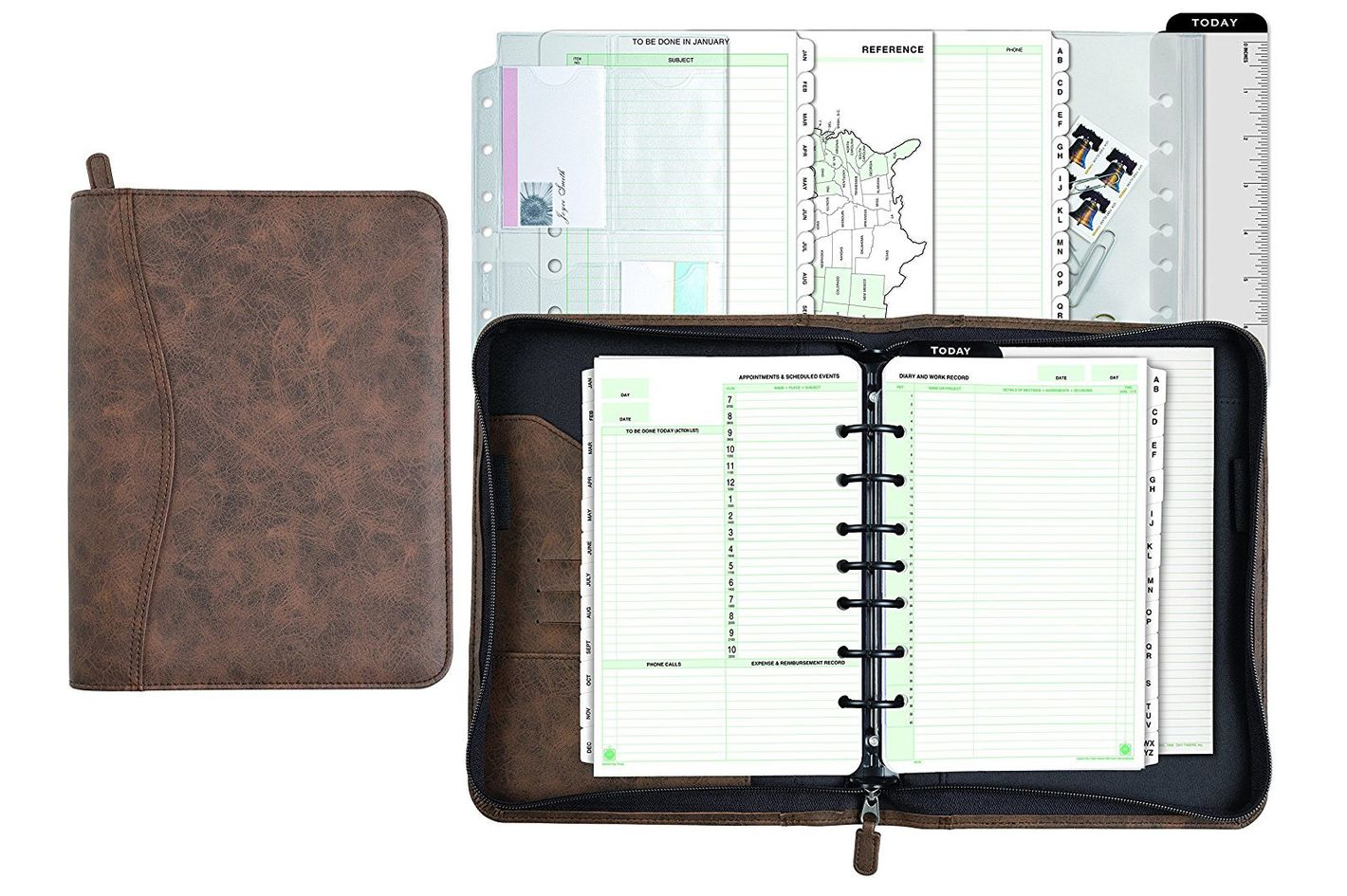 image about Daily Planner Notebook named 10 Least complicated Planners for 2019, In accordance in direction of Productiveness Professionals