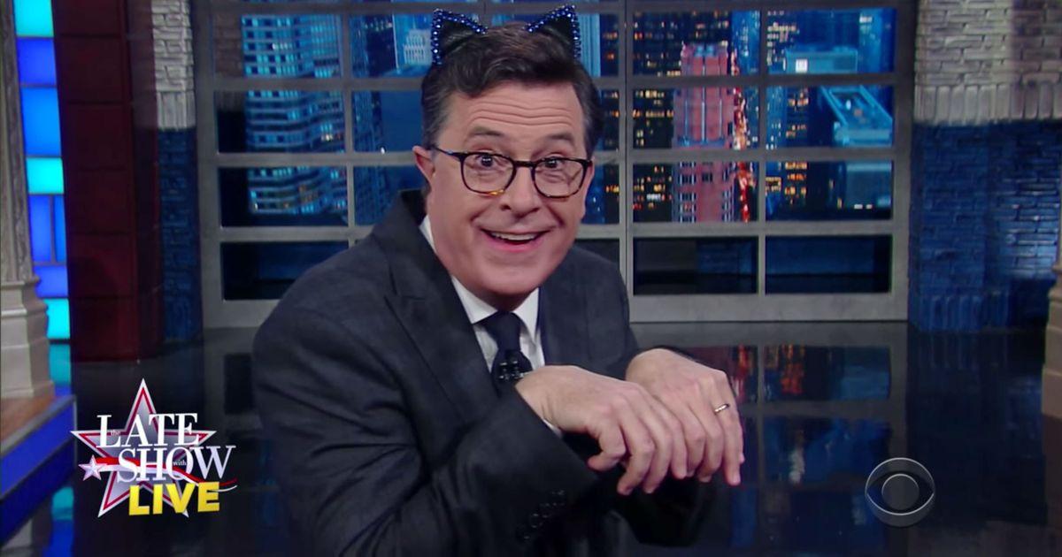 Stephen Colbert Sexy 38