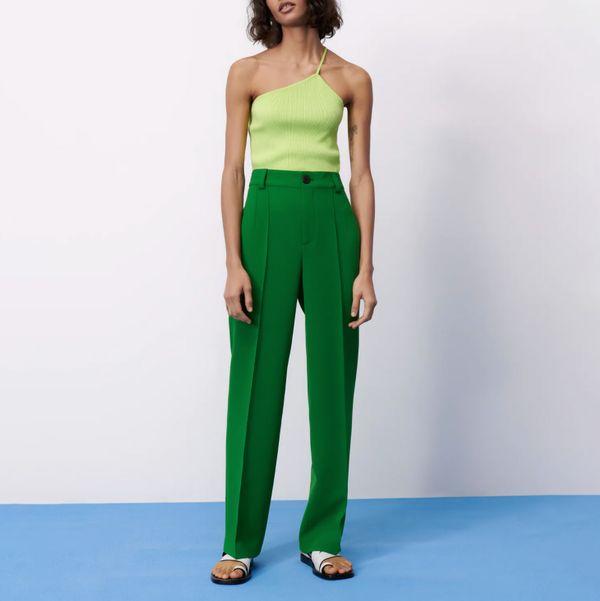 Zara Full Length Pants