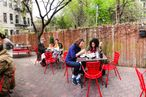 Underground Gourmet: 21 New Outdoor Dining Spots Where You Can Gobble and Guzzle the Summer Away