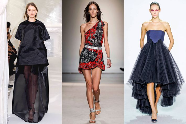 Maison Martin Margiela, Isabel Marant, Christian Dior