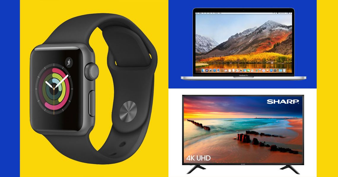 All the Best Black Friday and Cyber Monday Tech Deals