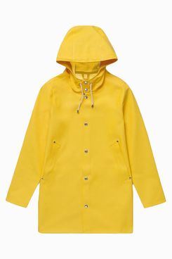 Baxter Wood Yellow Trawler Jack Raincoat