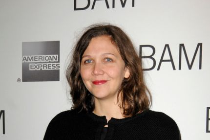 "Maggie Gyllenhaal== BAM NEXT WAVE GALA Presents ""KRAPP'S LAST TAPE"" Starring JOHN HURT== BAM HARVEY THEATRE, 651 FULTON STREET, NYC== DECEMBER, 6, 2011=="
