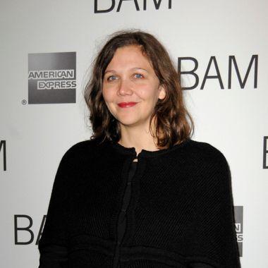 "Maggie Gyllenhaal== BAM NEXT WAVE GALA Presents ""KRAPP'S LAST TAPE"" Starring JOHN HURT== BAM HARVEY THEATRE, 651 FULTON STREET, NYC== DECEMBER, 6, 2011=="