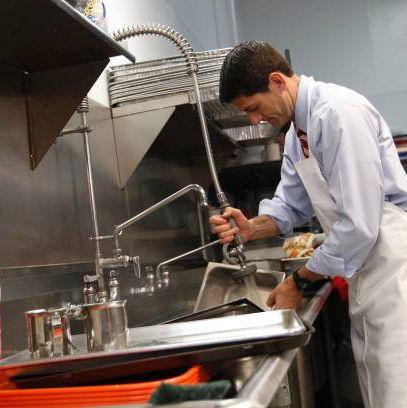 Paul Ryan Poor People Need Jesus Not Food Stamps