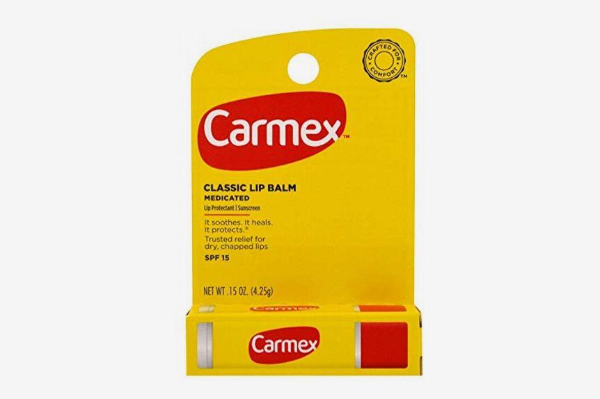 Baume à lèvres hydratant Carmex SPF 15 (paquet de 5)