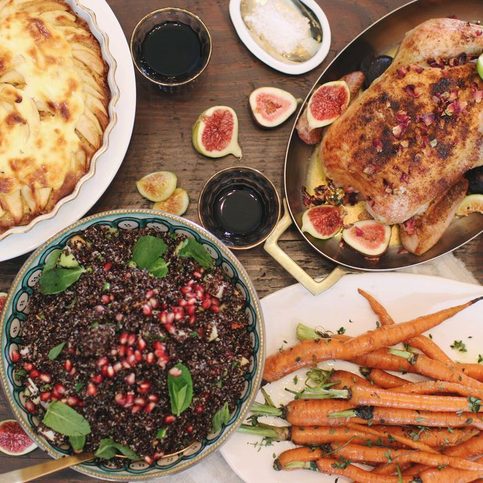 No one has to know that Nourish Kitchen + Table prepared your feast.