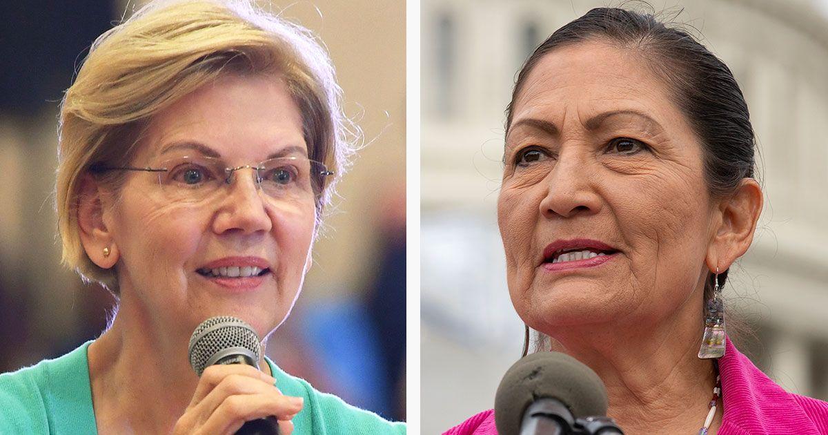 Warren Unveils Plan to Help Native Americans
