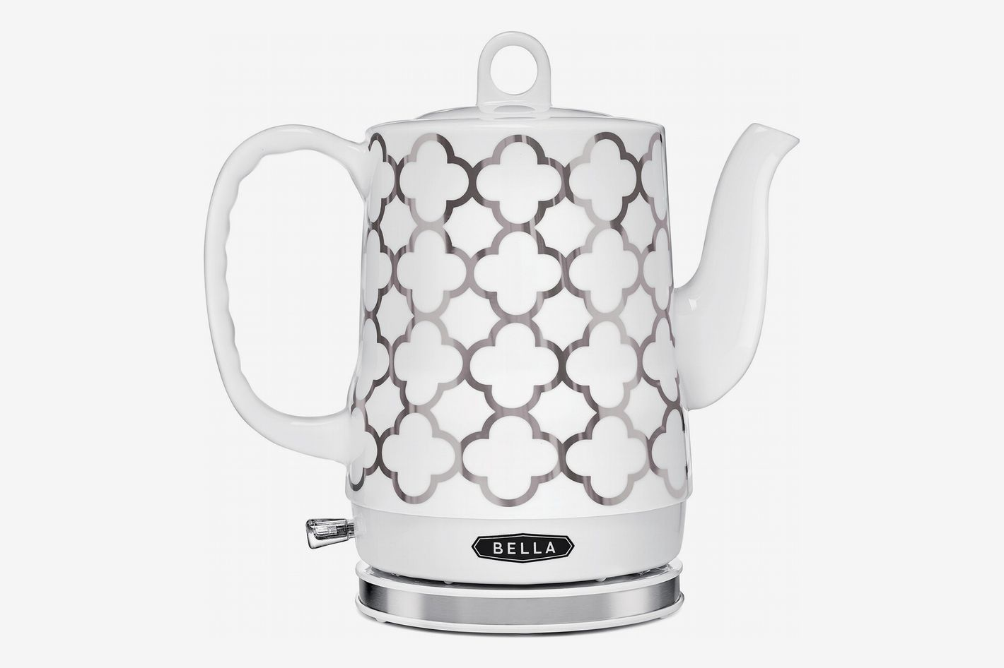 BELLA 1.2L Ceramic Electric Tea Kettle