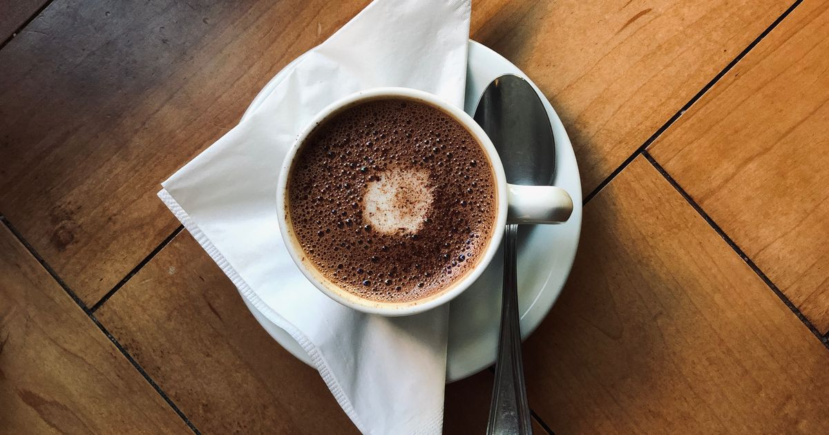 The Absolute Best Hot Chocolate in New York