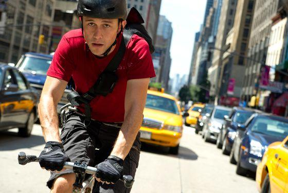 """Joseph Gordon-Levitt stars in Columbia Pictures' """"Premium Rush."""""""