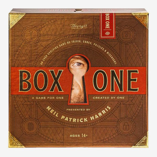 Box One Presented By Neil Patrick Harris Game