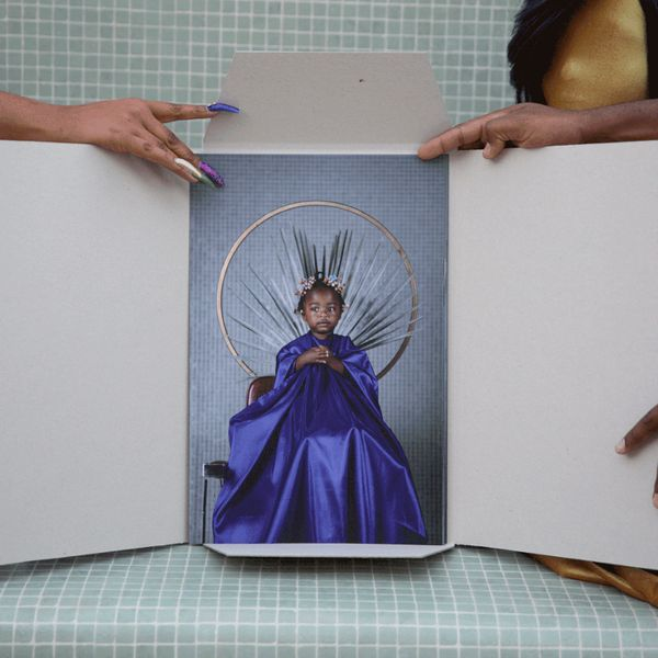Shades of Blackness Art Print Folio