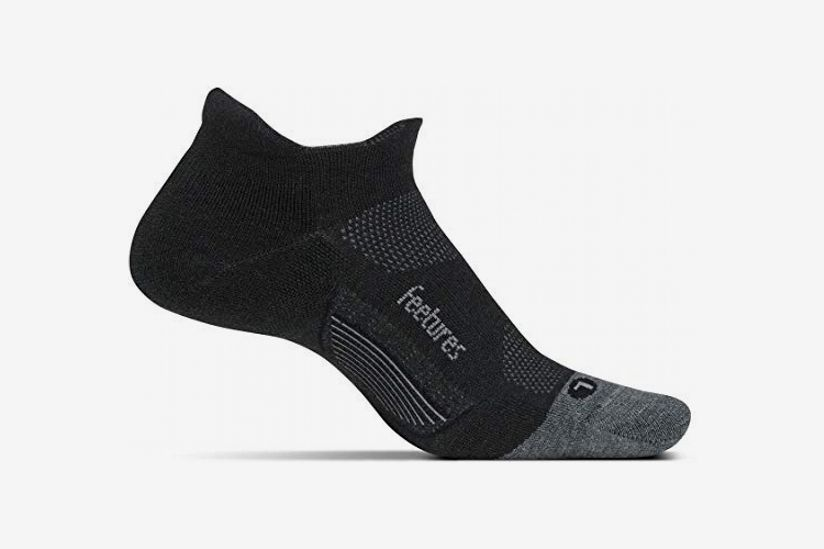 Feetures Merino Cushion Running Socks
