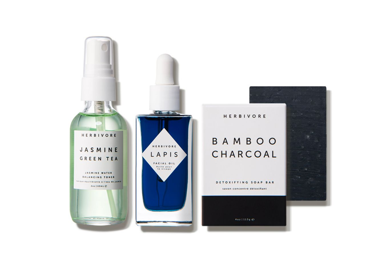 Herbivore Botanicals Dermstore Exclusive Holiday Kit