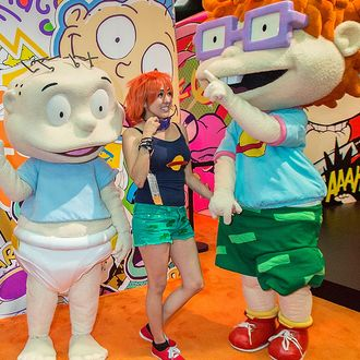 Nickelodeon Announces Rugrats Reboot And Cgi Movie