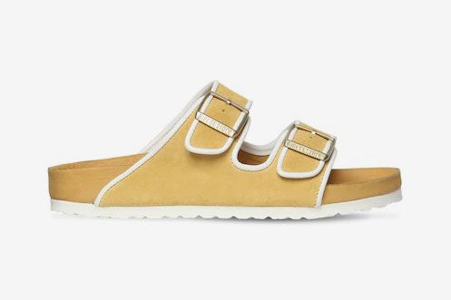 Birkenstock x Il Dolce Far Niete 20mm Arizona Suede Sandals
