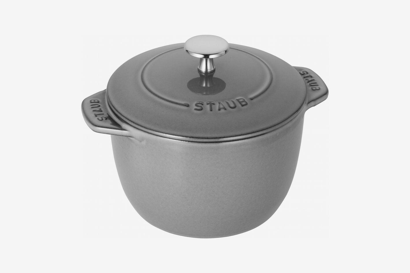 Staub Cast-Iron 1.5-Quart Petite French Oven