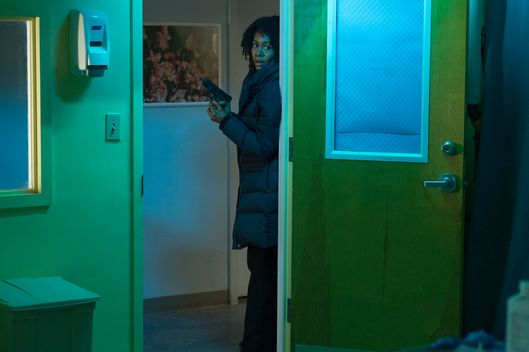 Simone Missick as Misty.