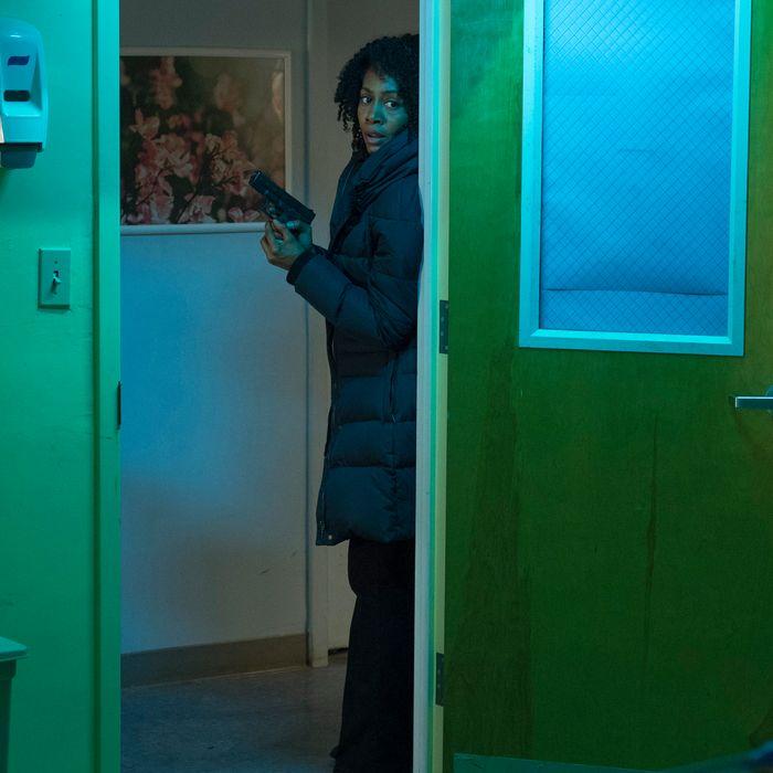 Simone Missick as Misty.
