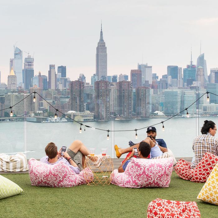 The Absolute Best Rooftop Bars In New York