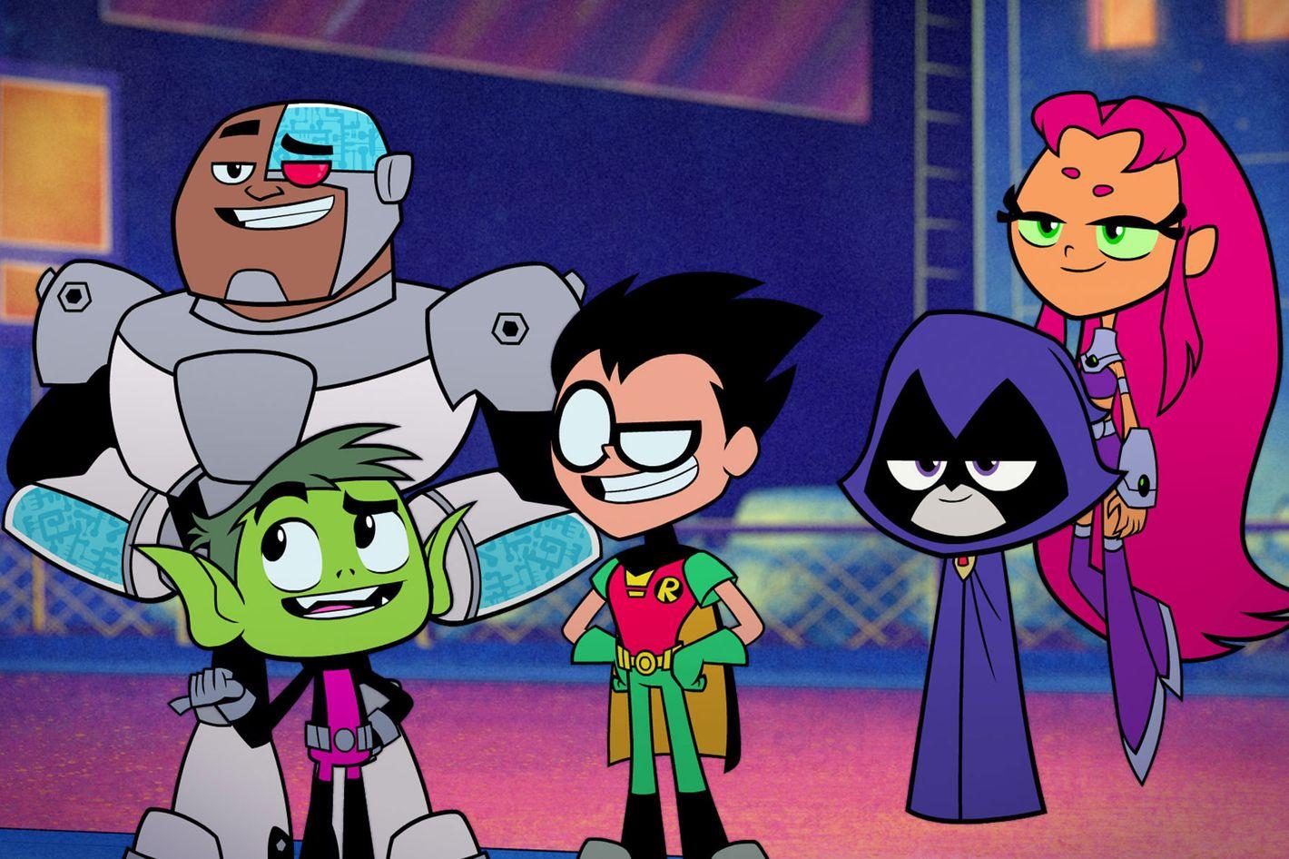 Teen Titans (2003-2006)