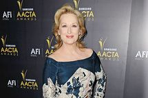 WEST HOLLYWOOD, CA - JANUARY 27:  Actress Meryl Streep arrives at the Australian Academy Of Cinema And Television Arts' 1st Annual Awards at Soho House on January 27, 2012 in West Hollywood, California.  (Photo by Frazer Harrison/Getty Images)