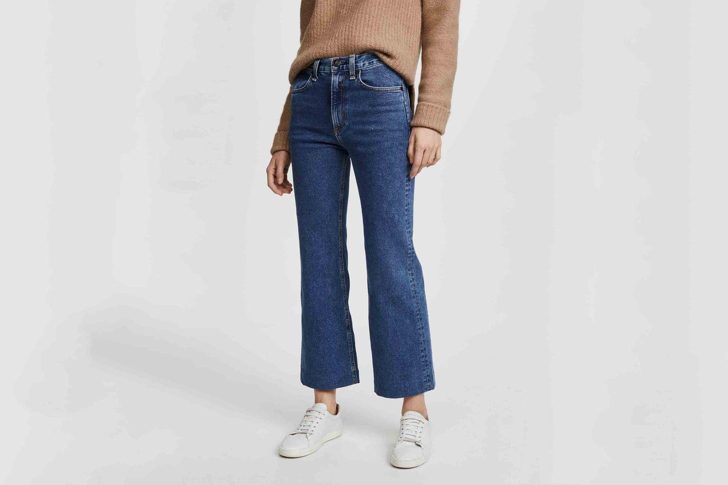 Rag & Bone Jean Ankle Justine Trouser Jeans