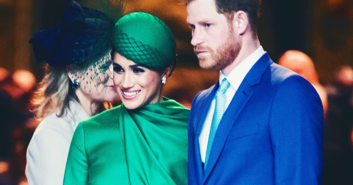 Did Harry and Meghan Break Up With the Queen Over Email?
