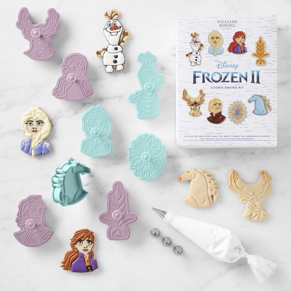 Disney Frozen 2 Boxed Cookie Kit