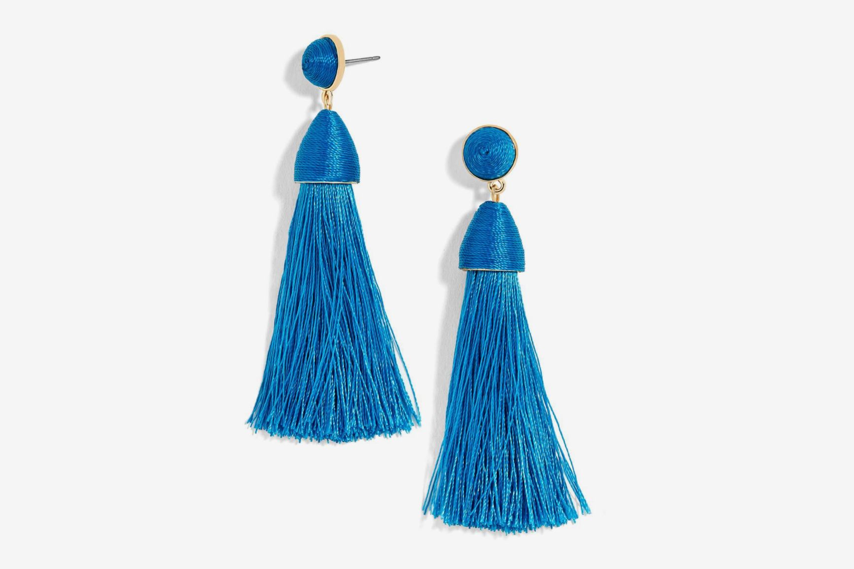 Bauble Bar Rosabella Tassel Drop Earrings