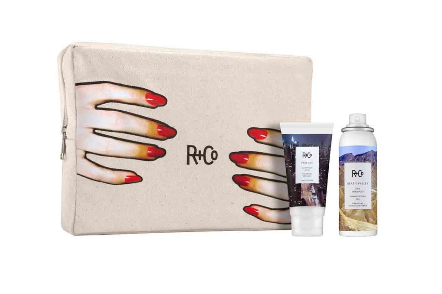 R+CO day+night travel set