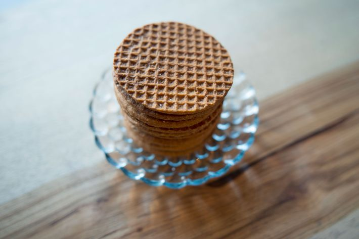 High Street on Market's Dutch-style stroopwafel.