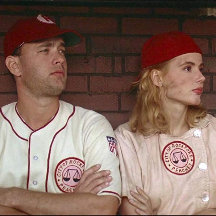 e52d908a The Hall of Fame Scene in A League of Their Own Will Always Be Sob-Inducing