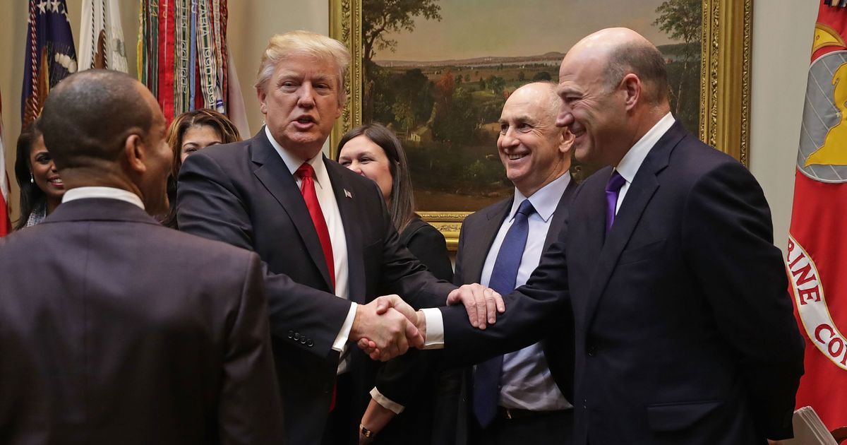 trump plan implications wall street