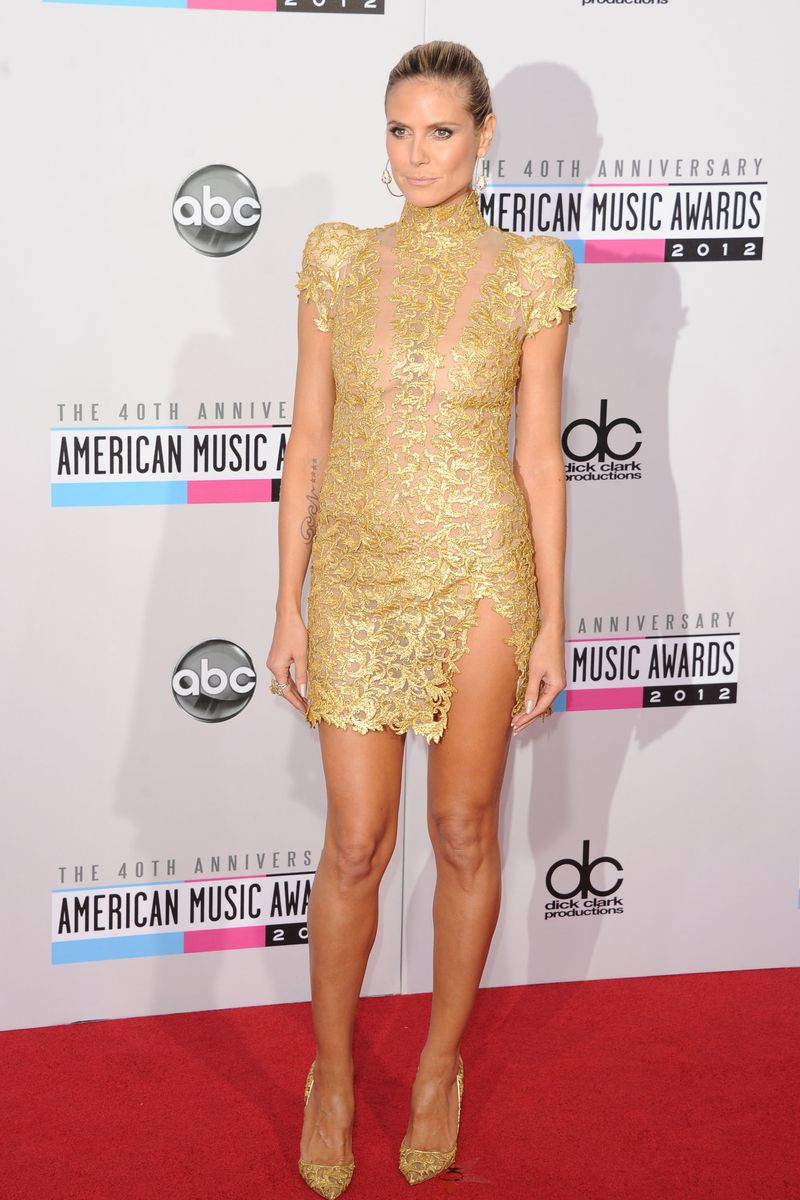 Best and Worst From the AMA Awards Red Carpet -- The Cut