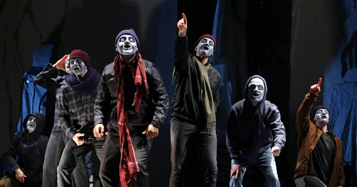Theater Review: A Julius Caesar That's All Noble Ideas
