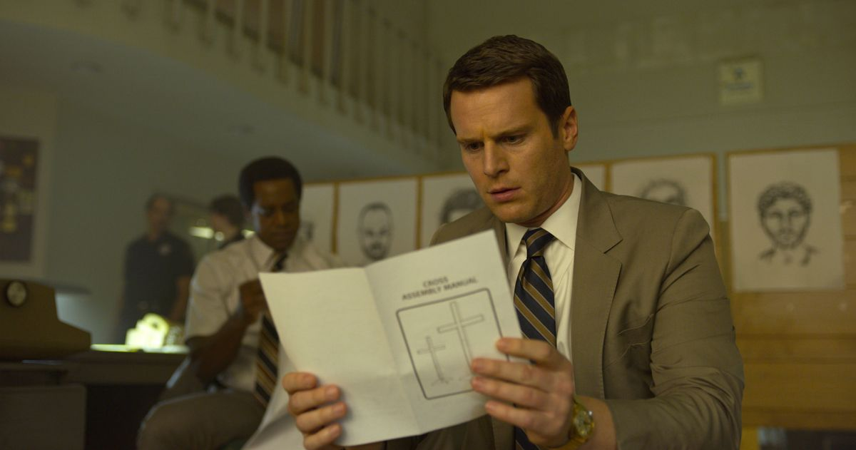 The Real FBI Agent Behind Mindhunter On What Actually Happened In Atlanta