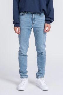 Unspun Masculine Slim Fit Glacier Wash Jeans