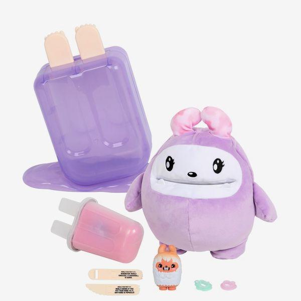 I Dig Monsters Jumbo Popsicle Purple