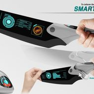 I've got a Smart Knife, and it's gonna tell me how to use it.