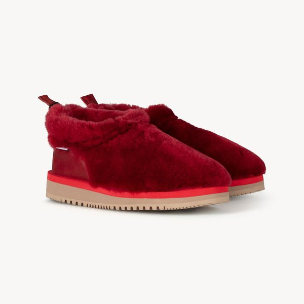 Aries x Suicoke Ron Mid Loafers