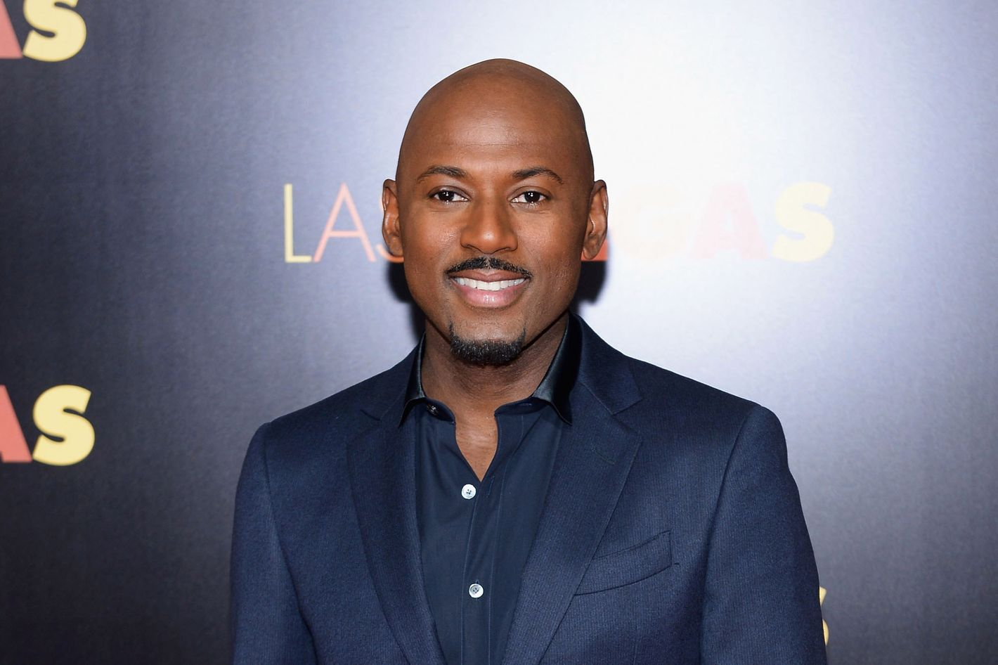 """Romany Malco attends the New York premiere of """"Last Vegas"""" at Ziegfeld Theater on October 29, 2013 in New York City."""