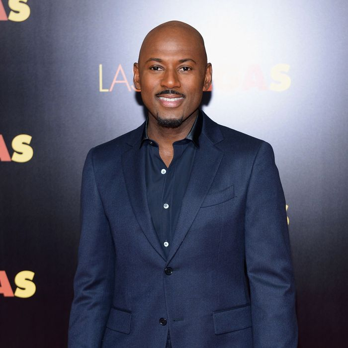 Romany Malco attends the New York premiere of